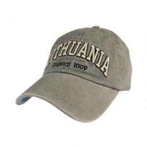 Kepuraitė LITHUANIA ORIGINAL SINCE 1009